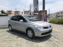 3 YEAR WARRANTY AVAILABLE 2007 Nissan Tiida - LOW KMs - Another One Owner - Compare/$ave in Okinawa, Japan