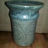 "Beautiful artist pottery vase 7"" in The Woodlands, Texas"