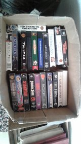 20 great VHS Movies, Twister, Matrix, The Fugitive, Training Day, Air Force One, The Firm, Juras... in Ramstein, Germany