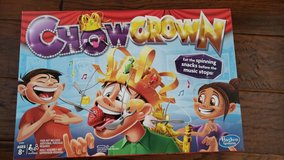 NEW-Chow Crown game in Kingwood, Texas
