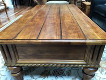 : ) Thomasville Large Wood Coffee Table in St. Charles, Illinois