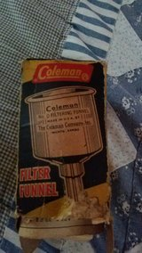 Coleman Filter Funnel (vintage) in Macon, Georgia