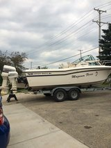 22 ft Grady white seafare in Orland Park, Illinois