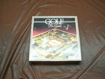 Golf The Game Board game 1985 in Westmont, Illinois
