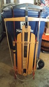 Flexible Flyer Wood Sled in Naperville, Illinois