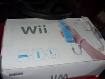 Wii and game in Fort Knox, Kentucky