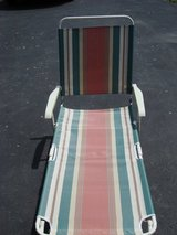 FOLDING CHASE LOUNGE LAWN CHAIRS in St. Charles, Illinois