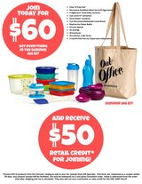 Sell Tupperware in Camp Lejeune, North Carolina