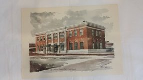 Print - Milwaukee Depot, Davenport, IA in Chicago, Illinois