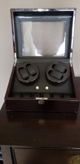 Diplomat Double Electric watch winder in Orland Park, Illinois
