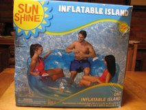 Inflatable Island reduced in Alamogordo, New Mexico