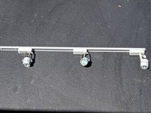 FREE - Ceiling track lights with 3 spotlights in St. Charles, Illinois