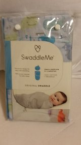 Swaddle me in Fort Lewis, Washington