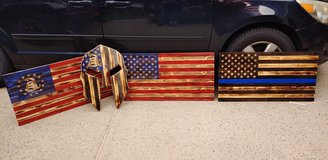 Handcrafted Flags in Fairfax, Virginia
