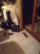 Kramer guitar with Peavy amp and DOD pedals in Palatine, Illinois