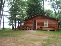 Weekly lakefront cabin rental - Sunset Ridge Resort - Minocqua, WI - July 11 - July 18 available in Naperville, Illinois