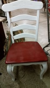 Chair-painted in Clarksville, Tennessee