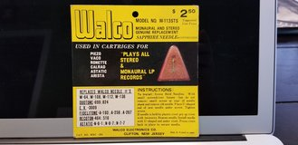 Walco W-113STS Vintage Stereo Needles in Camp Lejeune, North Carolina
