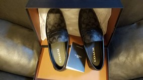 Coach men shoes size 9.5 in Fairfield, California