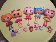 5 Plush LaLoopsy Dolls in Clarksville, Tennessee