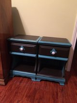 Small end tables set ~ Historical Humble in The Woodlands, Texas