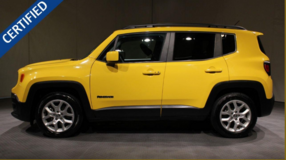 2017 Jeep Renegade Latitude SUV in Fort Lewis, Washington
