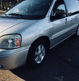 2005 Luxury Mercury Monterey Minivan Silver in Fort Lewis, Washington