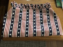 Longaberger All-American Stars & Stripes Medium Gathering Basket Stand-up Liner in Plainfield, Illinois