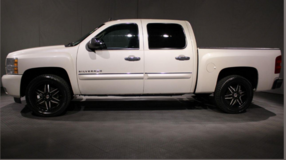 2012 Chevrolet Silverado 1500 LTZ Pickup in Fort Lewis, Washington