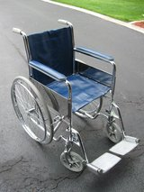 Wheelchair in Chicago, Illinois