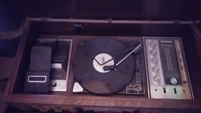 8 track cassette and record player in Alamogordo, New Mexico