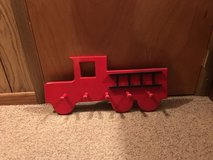 Fire Engine Clothes Hanger in Tinley Park, Illinois