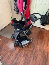 Chicco Keyfit 30 Car seat, bases* and caddy in Leesville, Louisiana