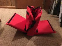 Sports bag & 2 cushions in Tinley Park, Illinois