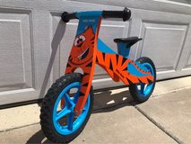 Wooden Balance Bike in Alamogordo, New Mexico