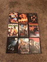 assorted DVDs in Travis AFB, California