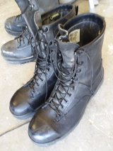 2 PAIRS NAVY BOOTS in 29 Palms, California