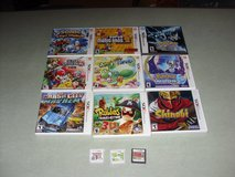 10 - 3ds games and 2 ds games in Fort Knox, Kentucky