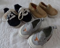 Toddler Boys Size 2 Shoes Lot in Kingwood, Texas