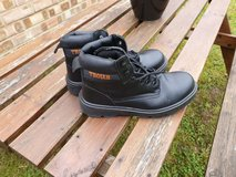 Trojan Safety boots in Lakenheath, UK