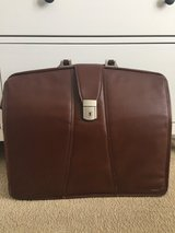 Men's leather brief case in Aurora, Illinois