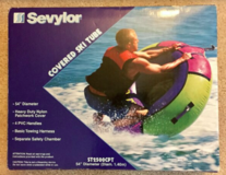 "Sevylor 54"" Covered Ski Tube NEW in Orland Park, Illinois"