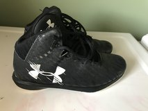 Under Armour basketball shoes in Aurora, Illinois