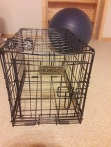 Small dog crate in Lockport, Illinois