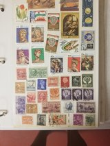 Stamps in Cherry Point, North Carolina
