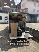 KMC LOCAL MOVERS AND TRANSPORT, PICK UP AND DELIVERY in Ramstein, Germany