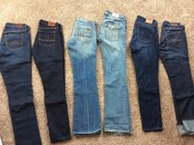 Jeans in Fort Knox, Kentucky