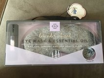 Lavender infused eye mask & essential oil in Yorkville, Illinois