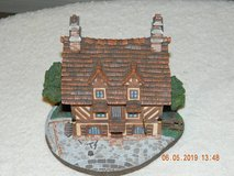 Beauty and the Beast French Village Le Pub  Figurine (REDUCED PRICE) in Kingwood, Texas