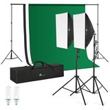 """Photography Softbox Lighting Kit and Neewer 18"""" Smartphone Ring Light Kit in Fort Rucker, Alabama"""